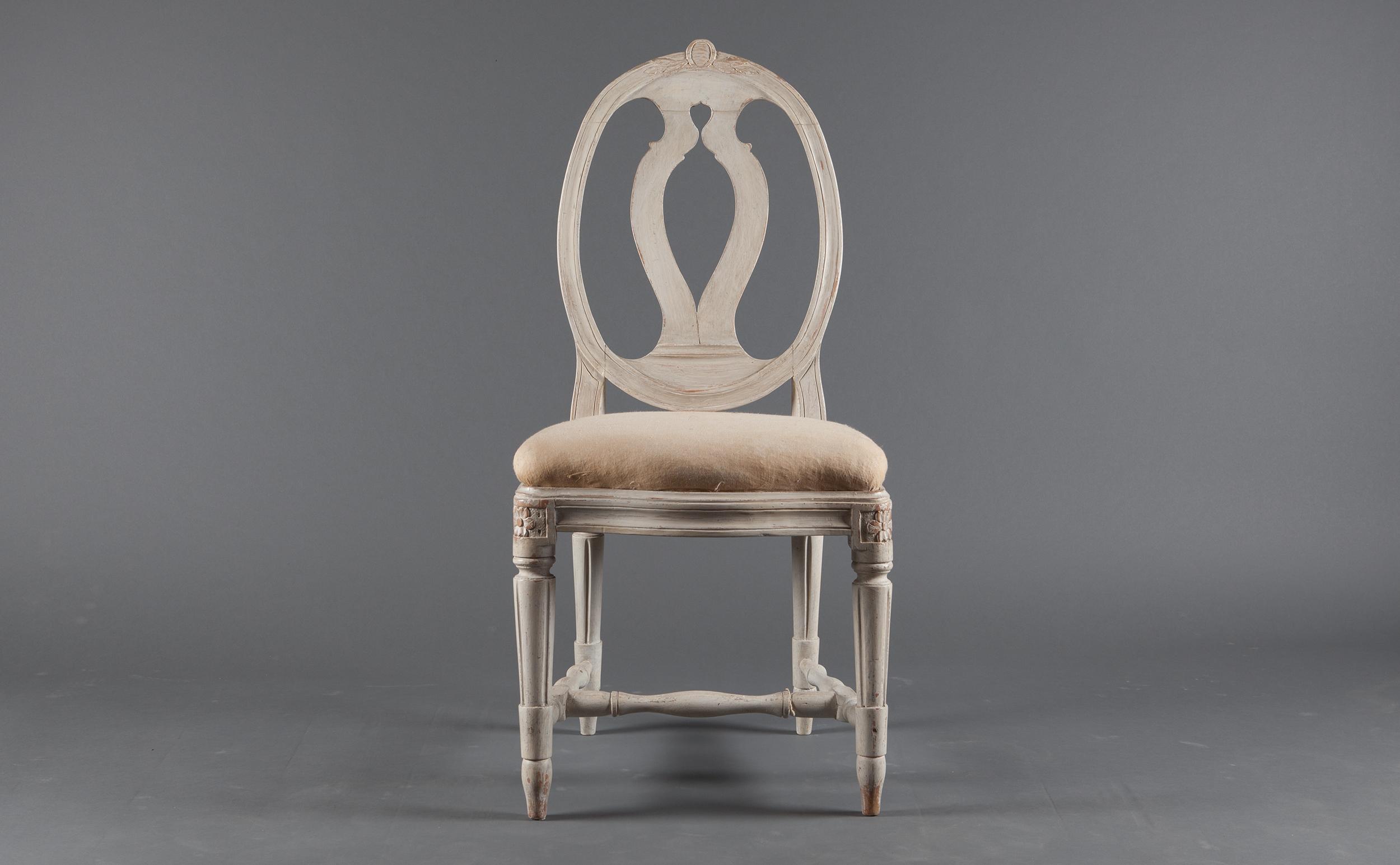 gustavianische sitzm bel aus dem fr hen 19 jahrnhundert. Black Bedroom Furniture Sets. Home Design Ideas